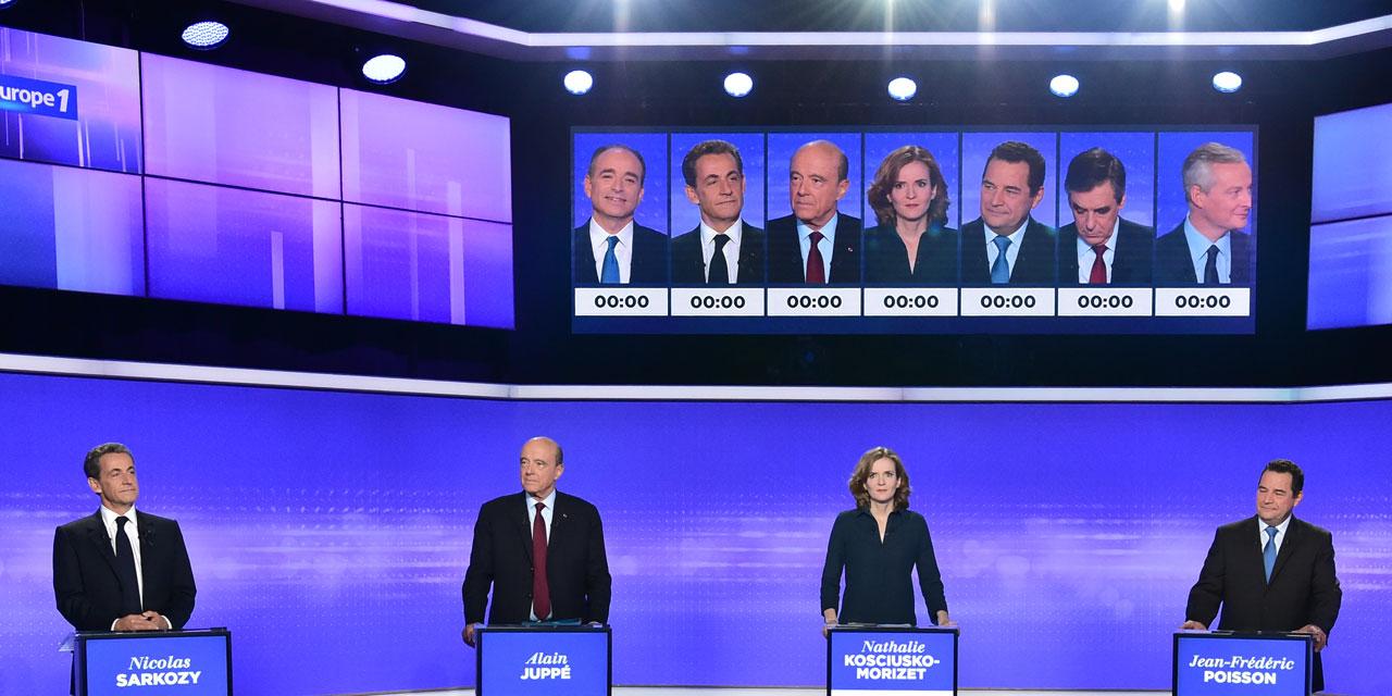 Videos Primaire De La Droite Comment Les Sept Candidats Ont