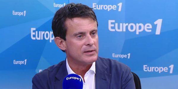 """Violences policières : Valls dénonce ceux """"qui cherchent à abattre l'institution policière"""""""