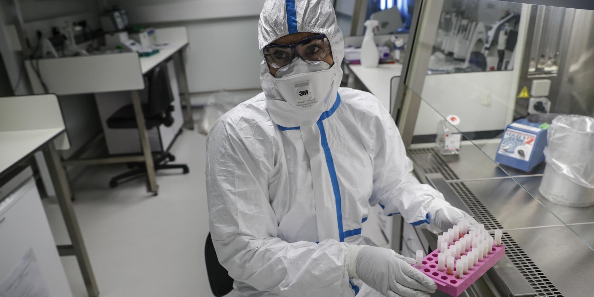 """Coronavirus : """"la plupart des formes ne sont pas graves"""""""