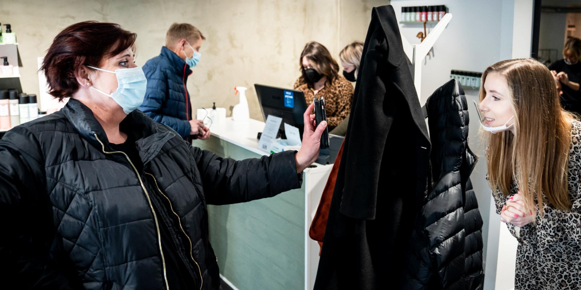 Covid-19 : le Danemark devient le 1er pays de l'UE à utiliser le pass sanitaire