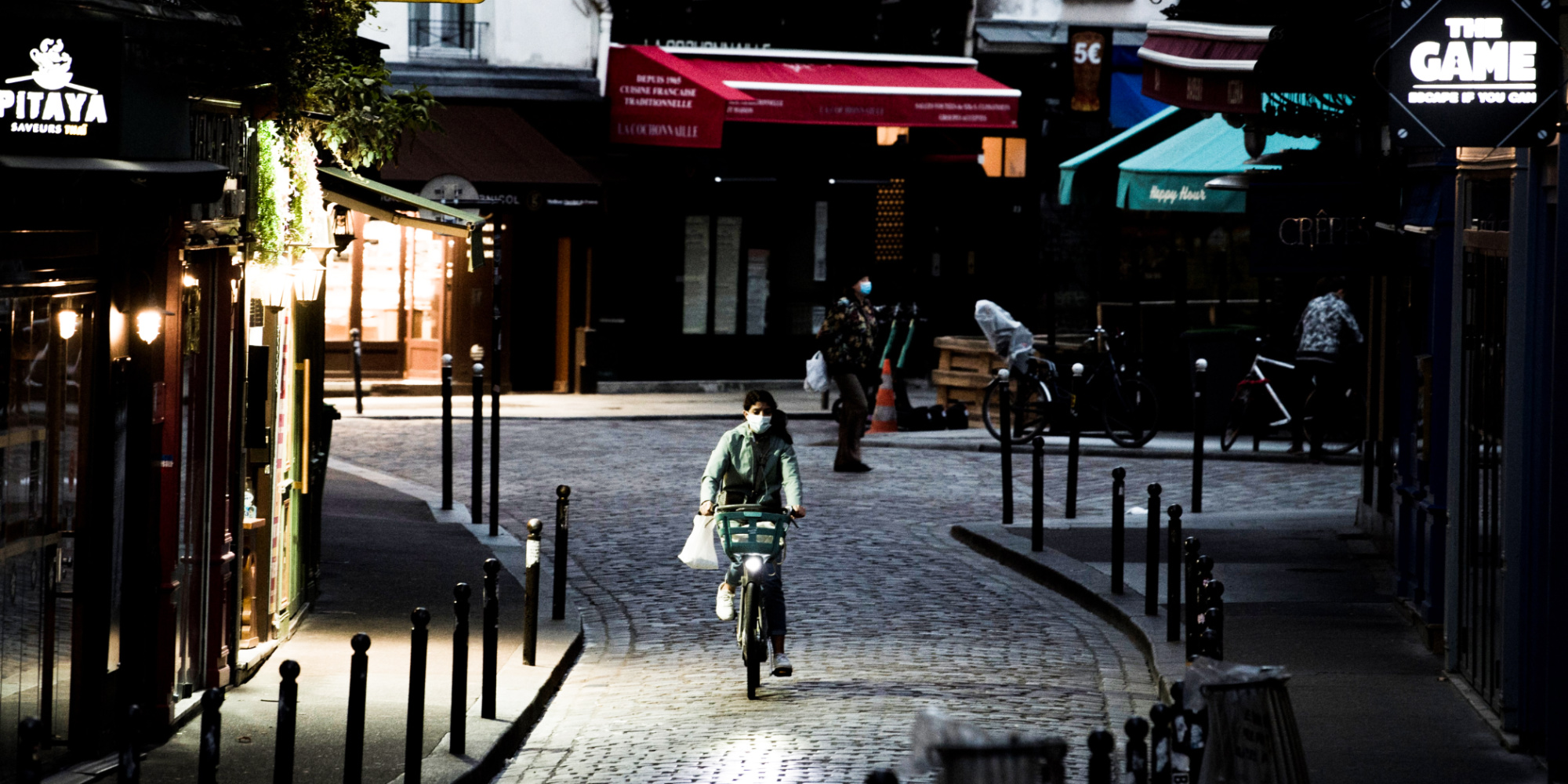 EN DIRECT - Coronavirus : l'hypothèse d'un troisième confinement est sur la table en France