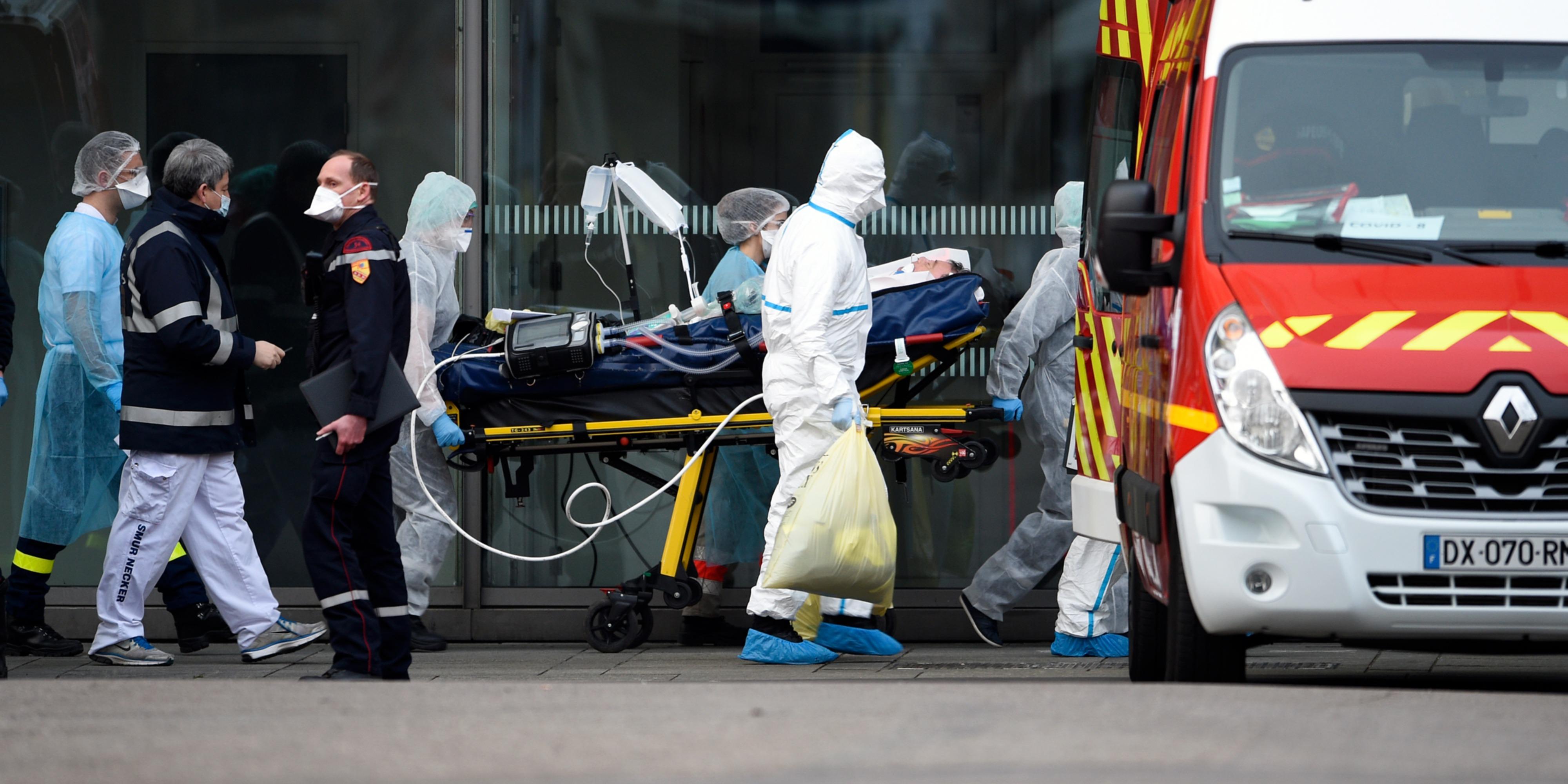 Coronavirus 357 Morts En 24 Heures En France Chiffre Le Plus Bas Depuis Une Semaine