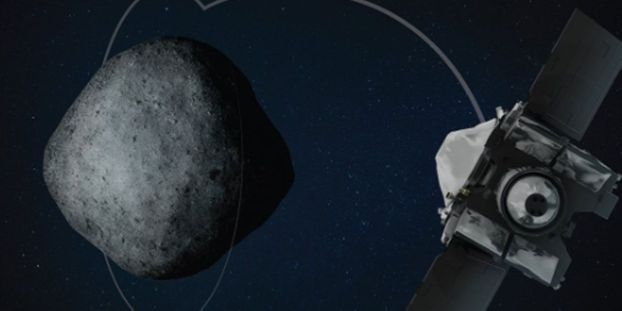 In Maryland, the traditional asteroid simulation exercise