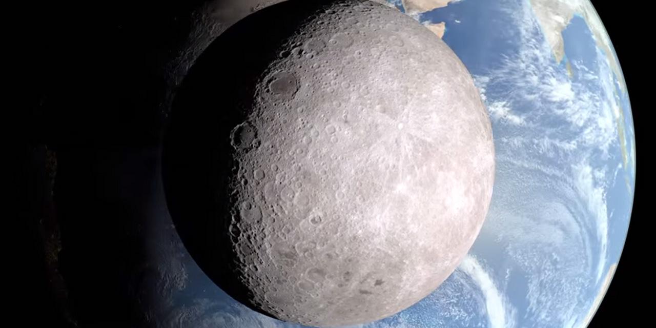 La Chine Veut Se Poser Sur La Face Cach U00e9e De La Lune