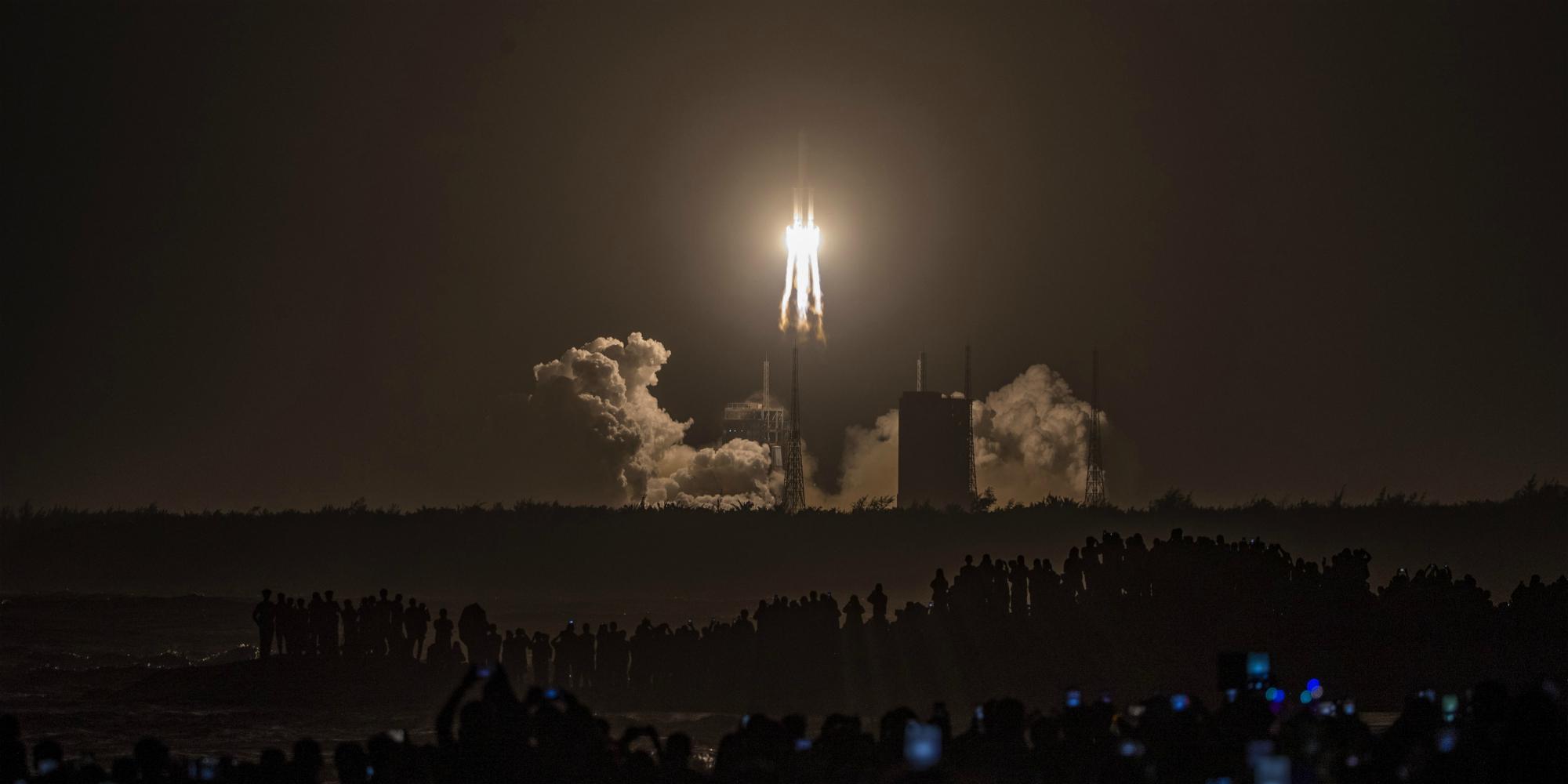Sonde chinoise sur la lune : des enjeux scientifiques... et très politiques