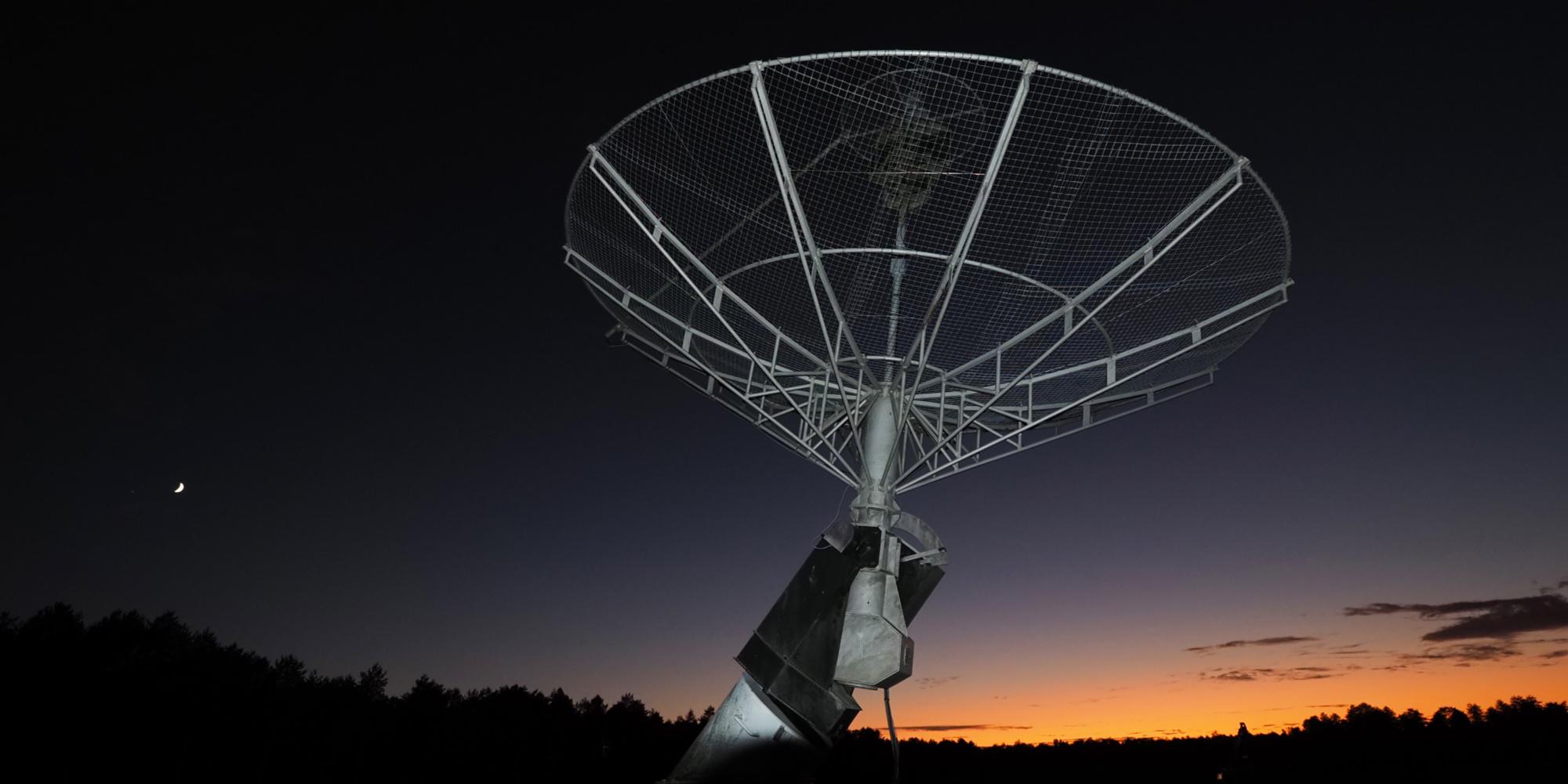 Un radiotélescope européen a détecté un probable signal radio venu d'une exoplanète