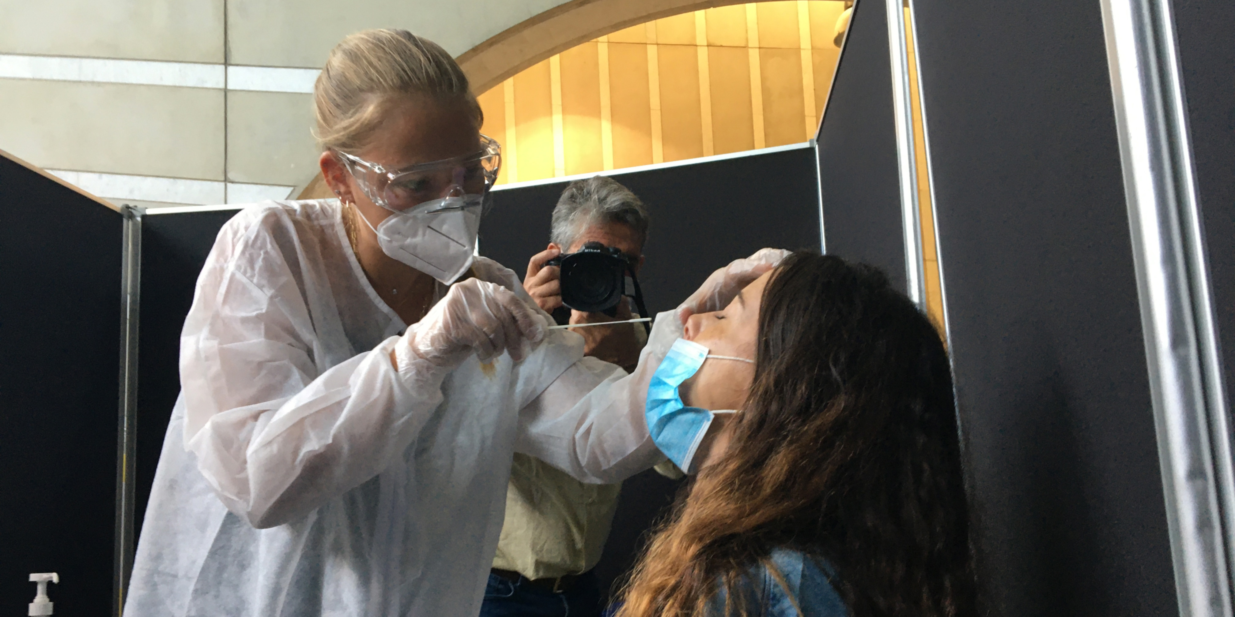 À l'aéroport de Montpellier, un centre de dépistage pour faciliter les démarches des voyageurs