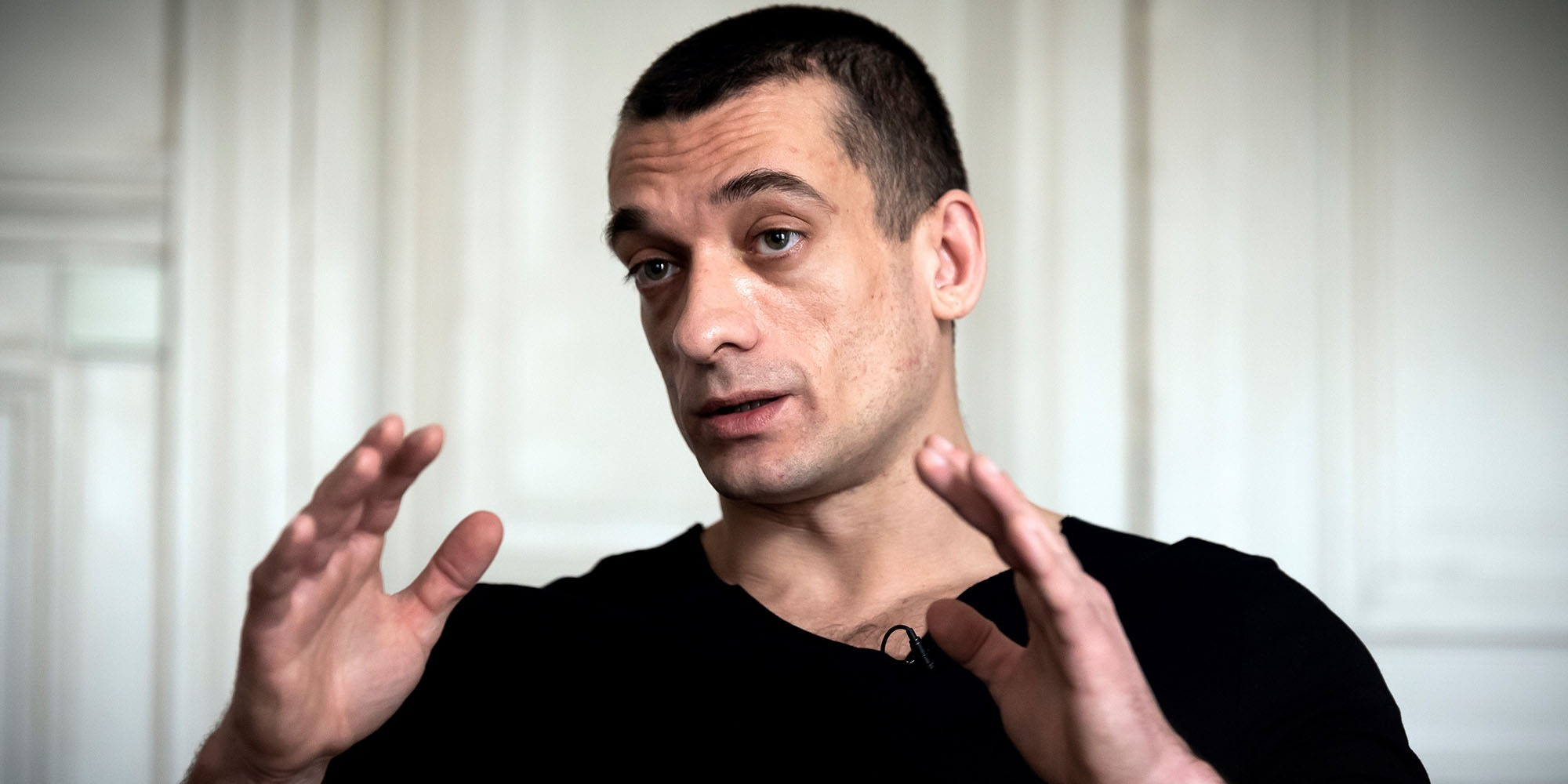 Affaire Griveaux : Piotr Pavlenski et Alexandra de Taddeo déférés au parquet
