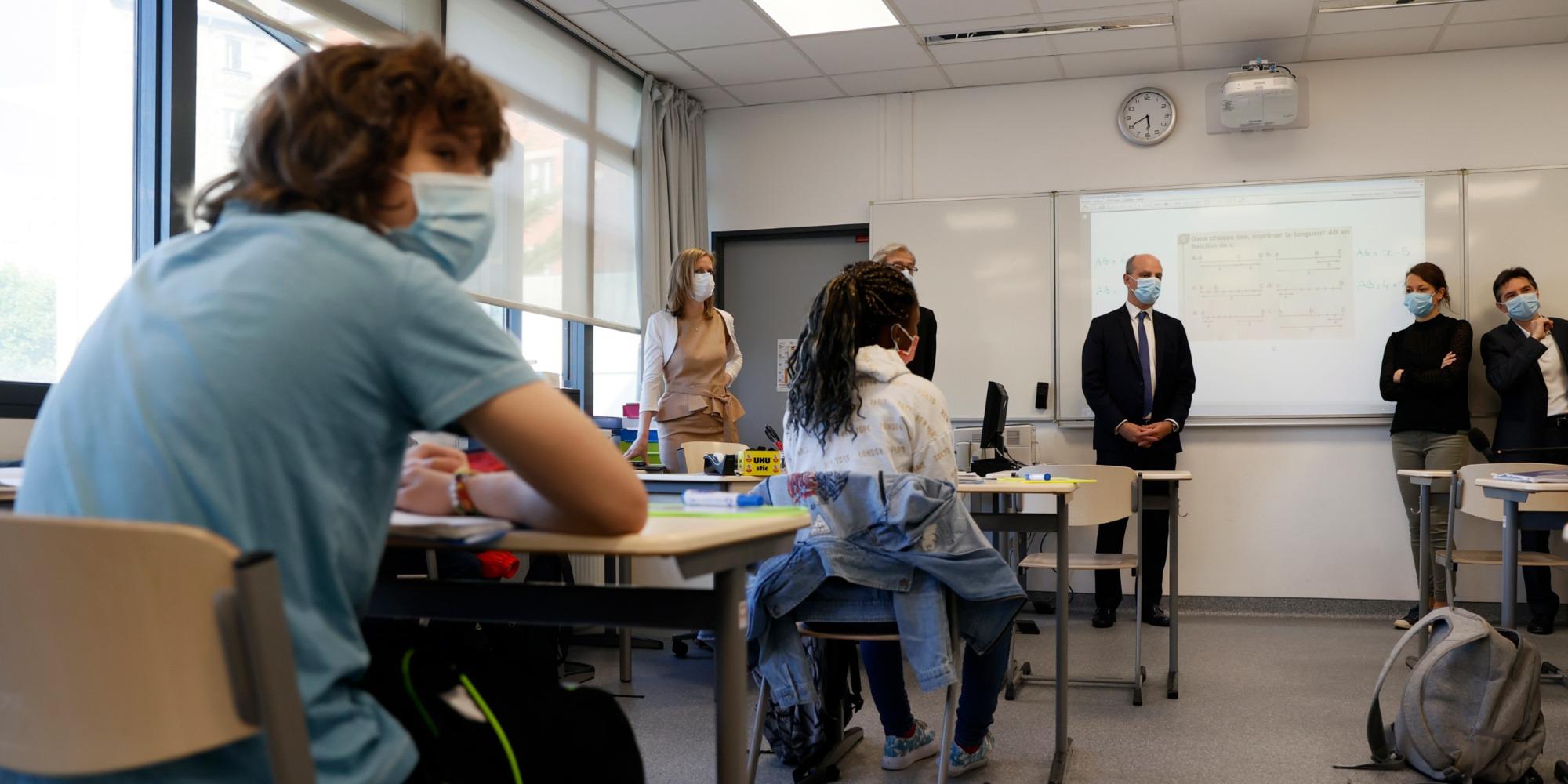 Attentat de Conflans : les pistes de l'Education nationale pour la rentrée scolaire