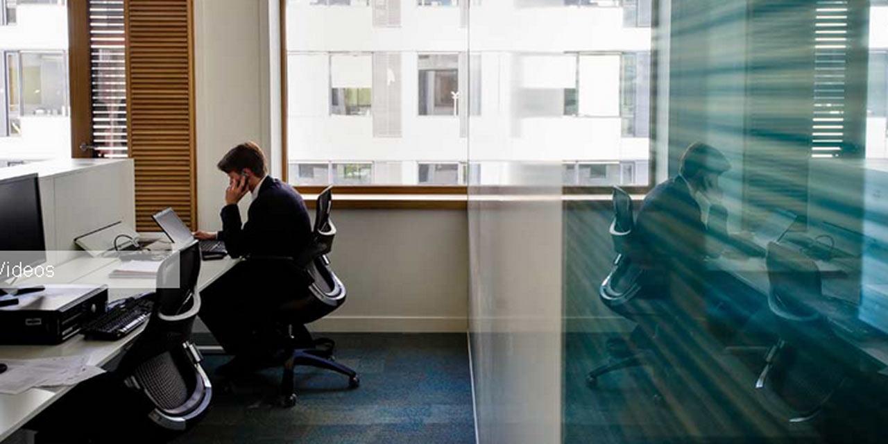 Image D Un Bureau De Travail au travail, les français n'aiment pas partager leur bureau