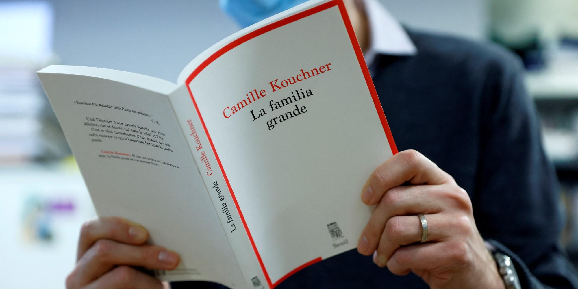 """Camille Kouchner """"ébahie"""" par ce qu'a suscité son livre"""