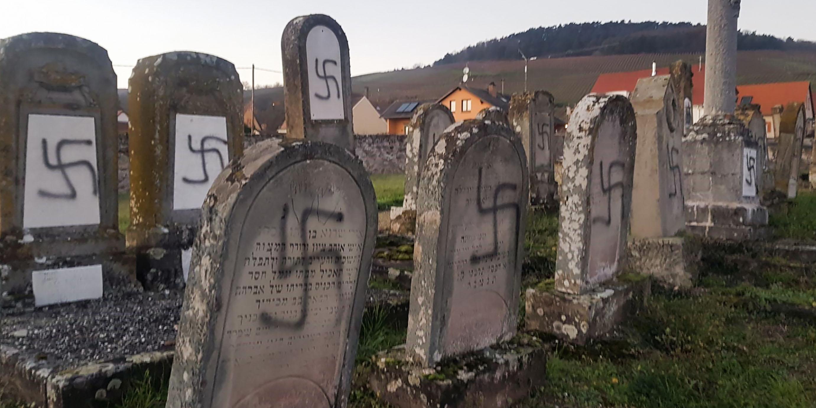 Risultati immagini per Westhoffen antisemitism