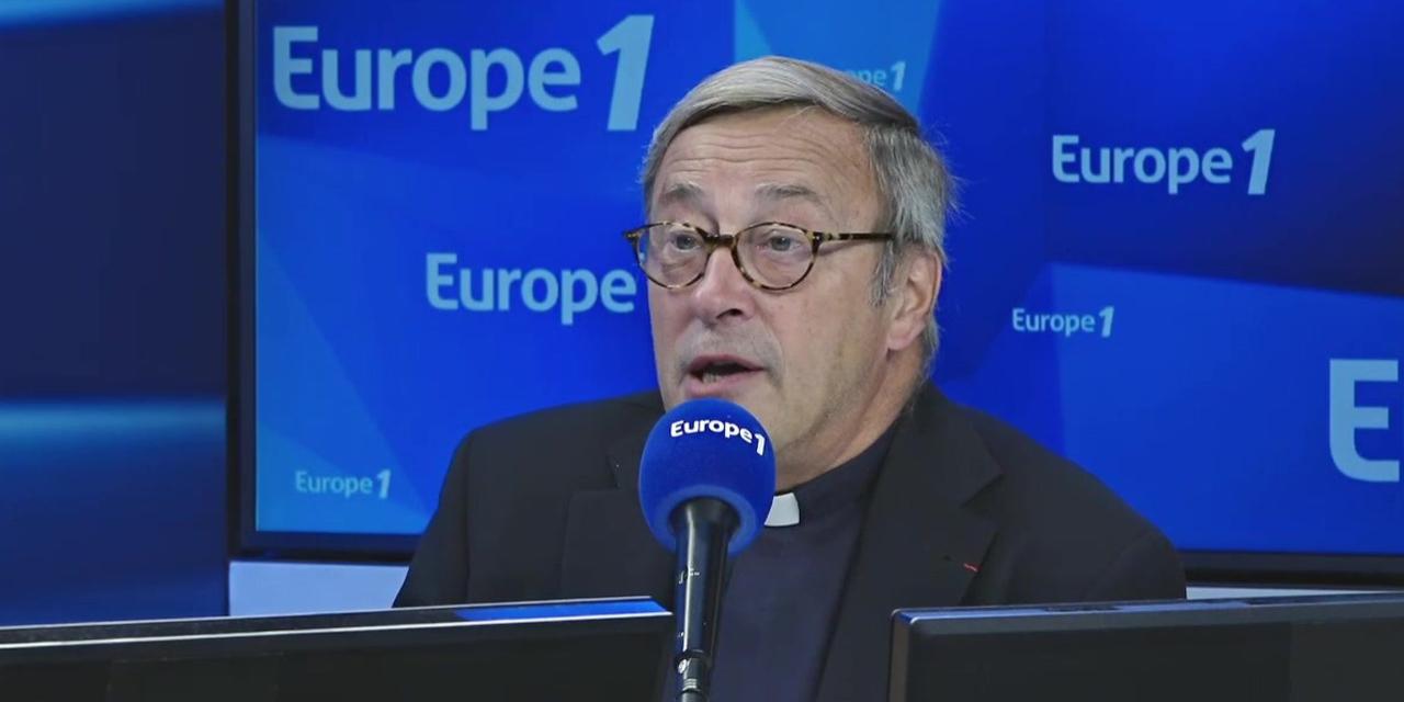 """Coronavirus : """"30% des fidèles ne sont pas revenus"""" dans les églises, selon Monseigneur Patrick Chauvet"""