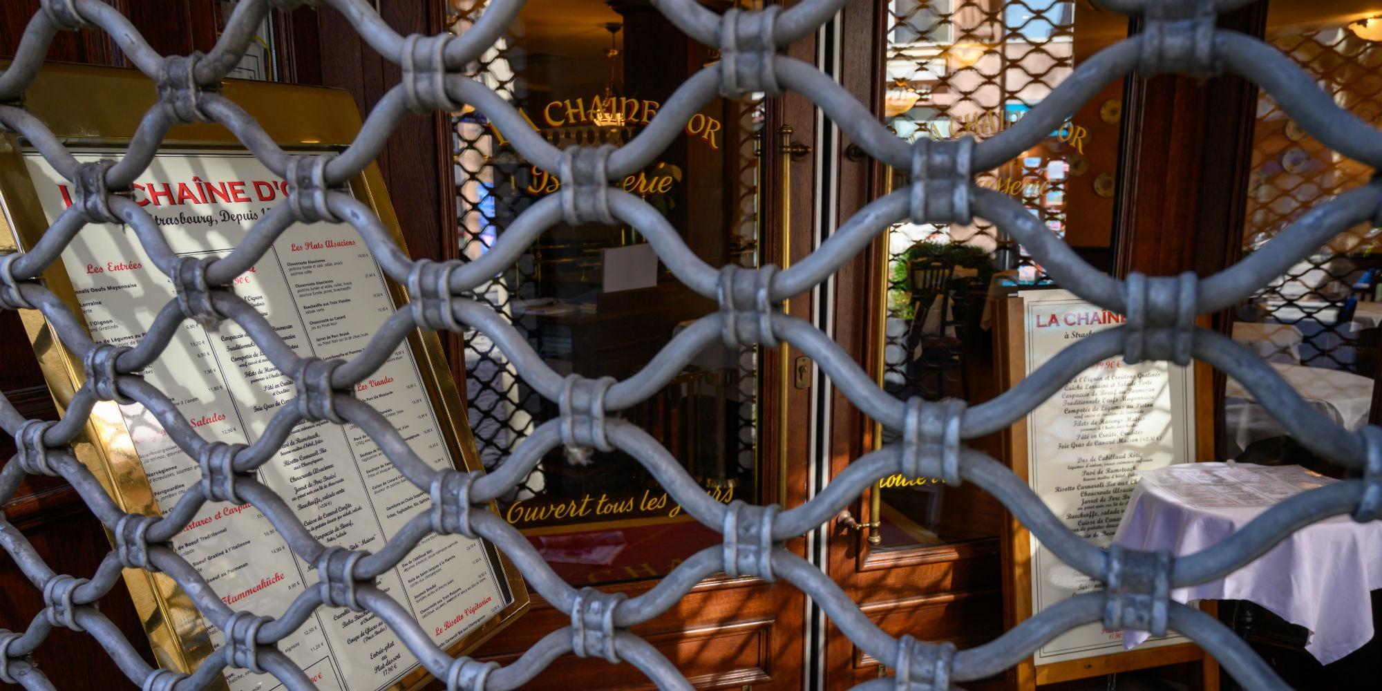 Coronavirus : chômage partiel, indemnisations... Les restaurateurs s'organisent face à la crise