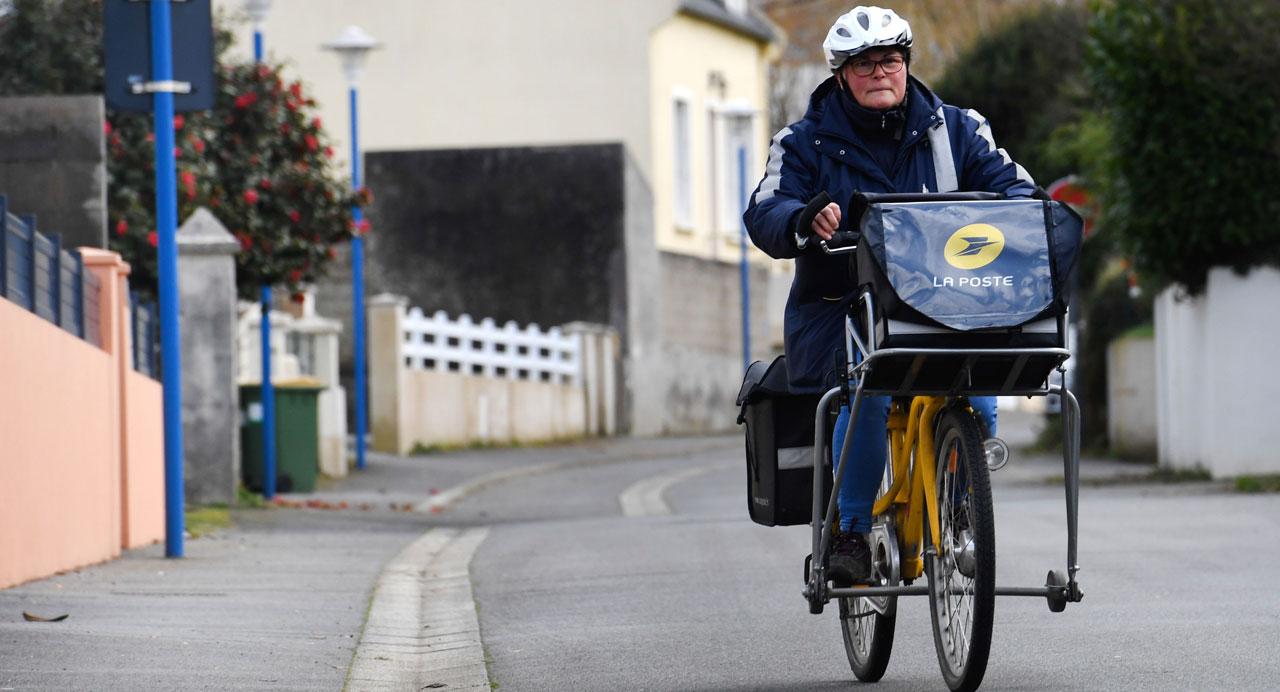 Coronavirus : La Poste va augmenter la fréquence de distribution du courrier à 4 jours