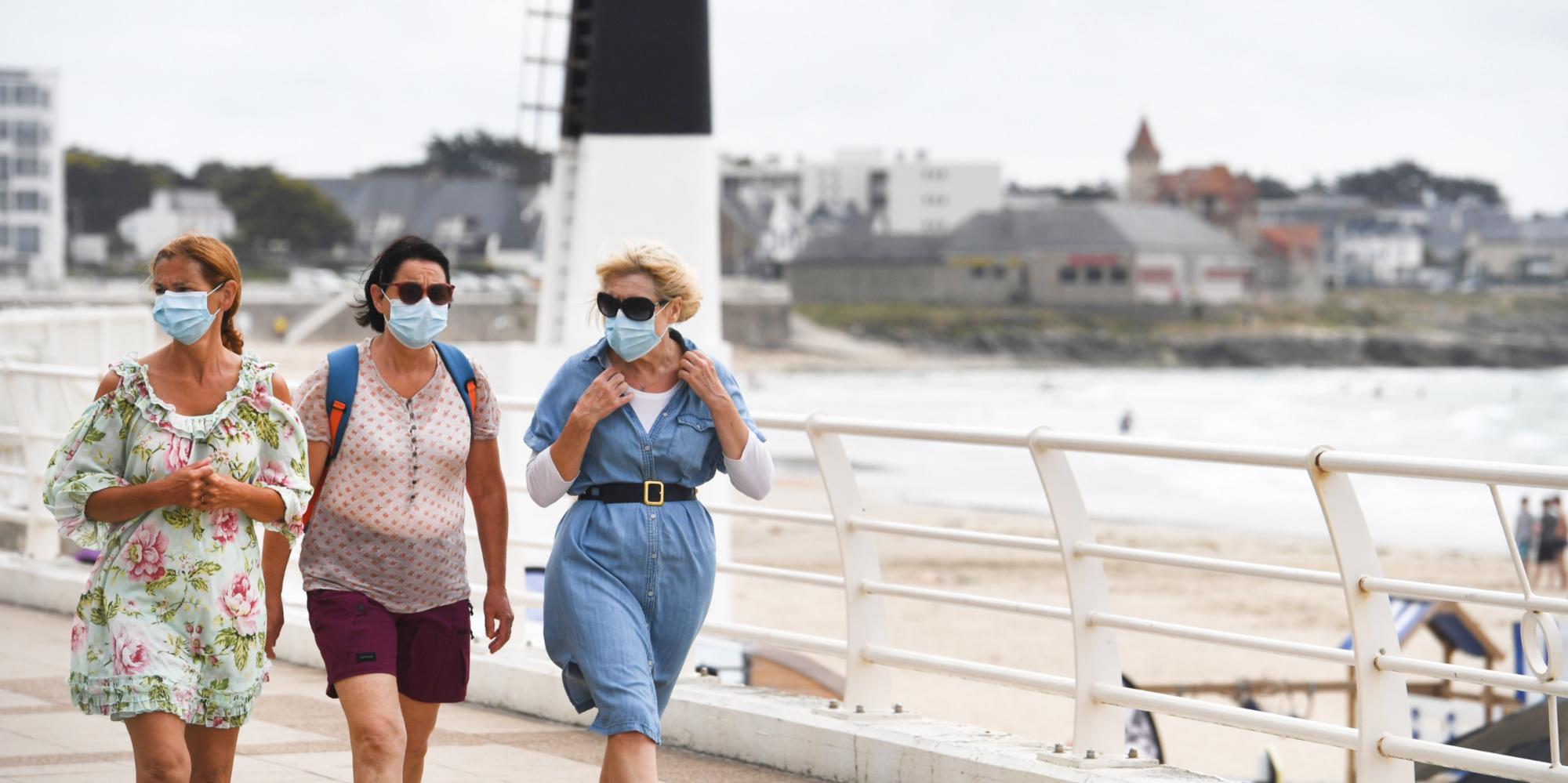 """Coronavirus : """"Porter un masque, c'est prendre ses responsabilités"""""""