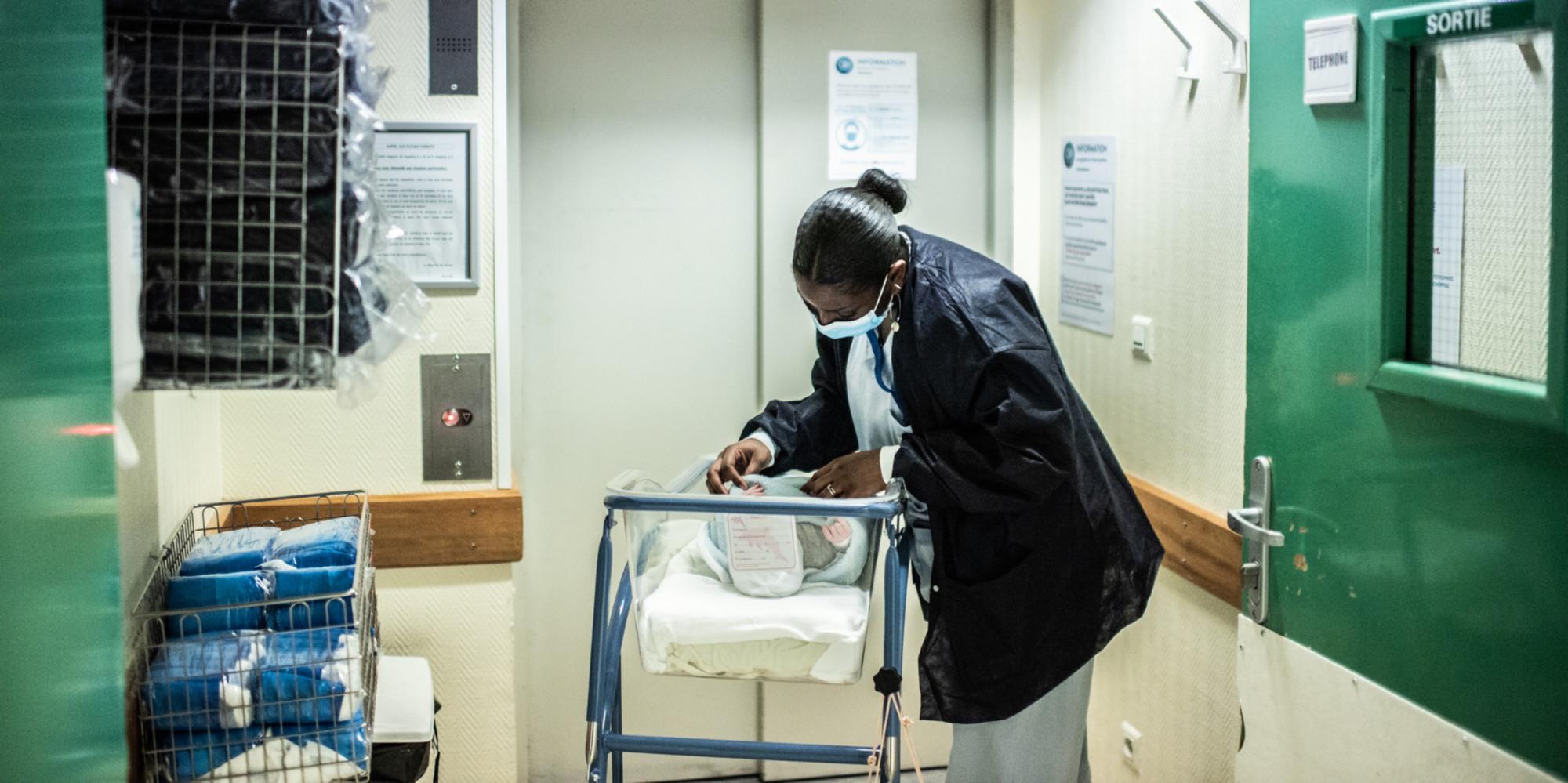 Covid : en Haute-Savoie, un nouveau-né développe des symptômes à trois jours