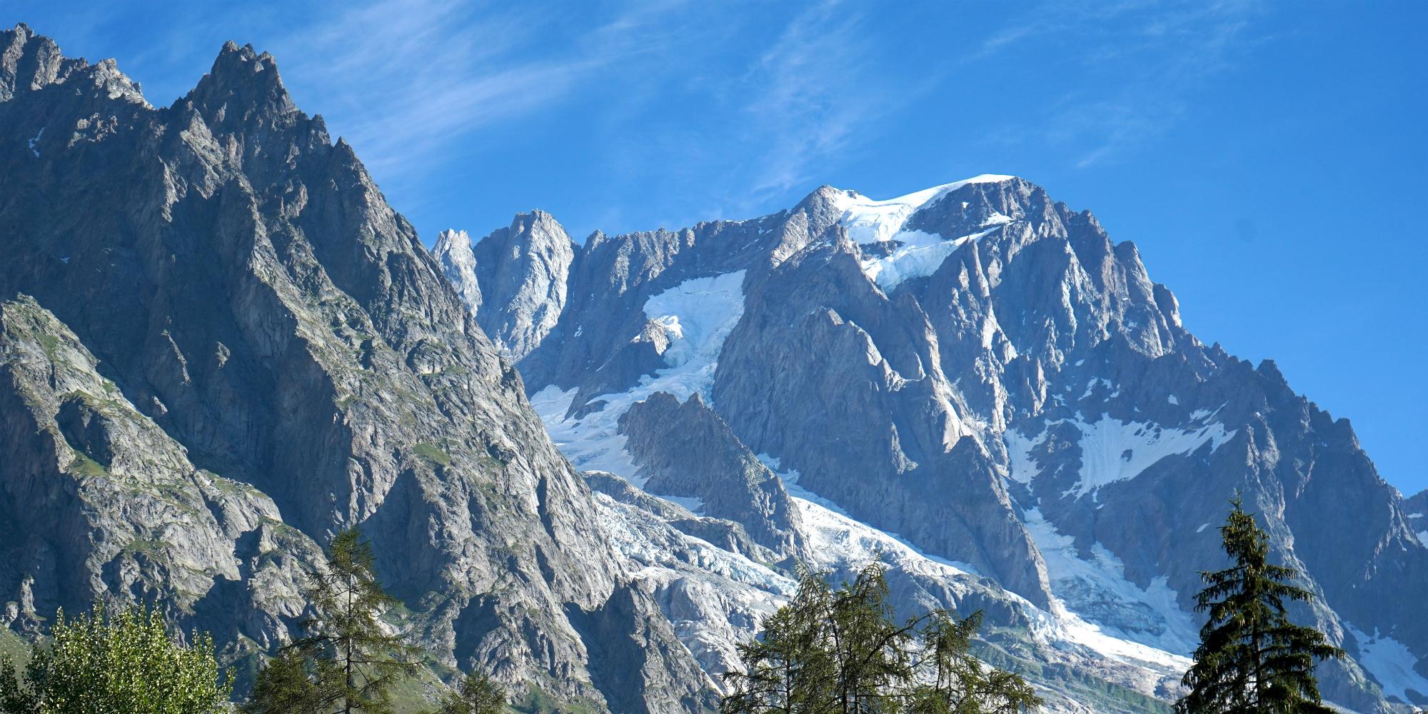 Dans les Alpes, des traces de pollution atmosphérique remontent... à l'Empire romain