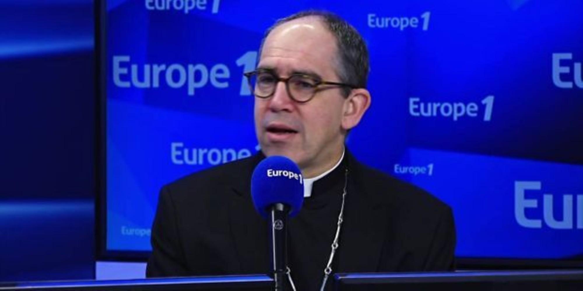"""Déconfinement : 30 personnes maximum à la messe, une mesure """"incohérente"""" pour Mgr Matthieu Rougé"""