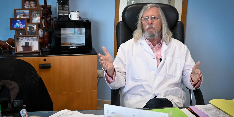 Didier Raoult épinglé par l'Agence nationale du médicament