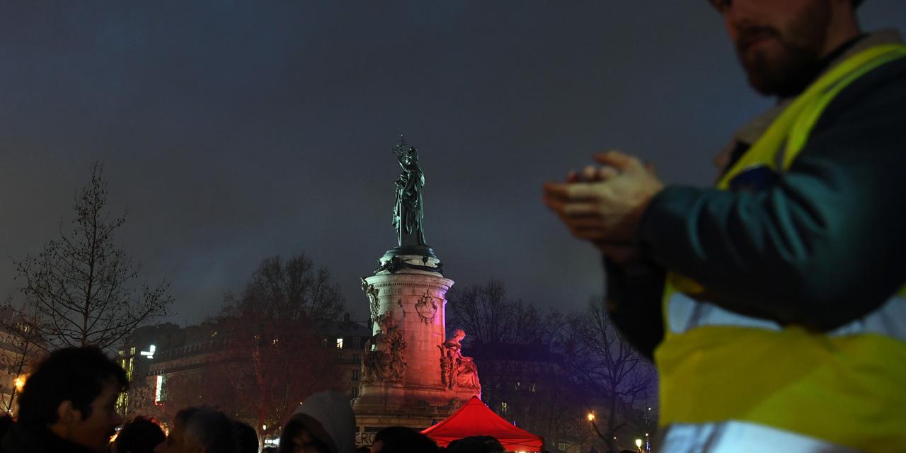 """foto de L'ESSENTIEL """"Gilets jaunes"""" : une mobilisation en recul"""