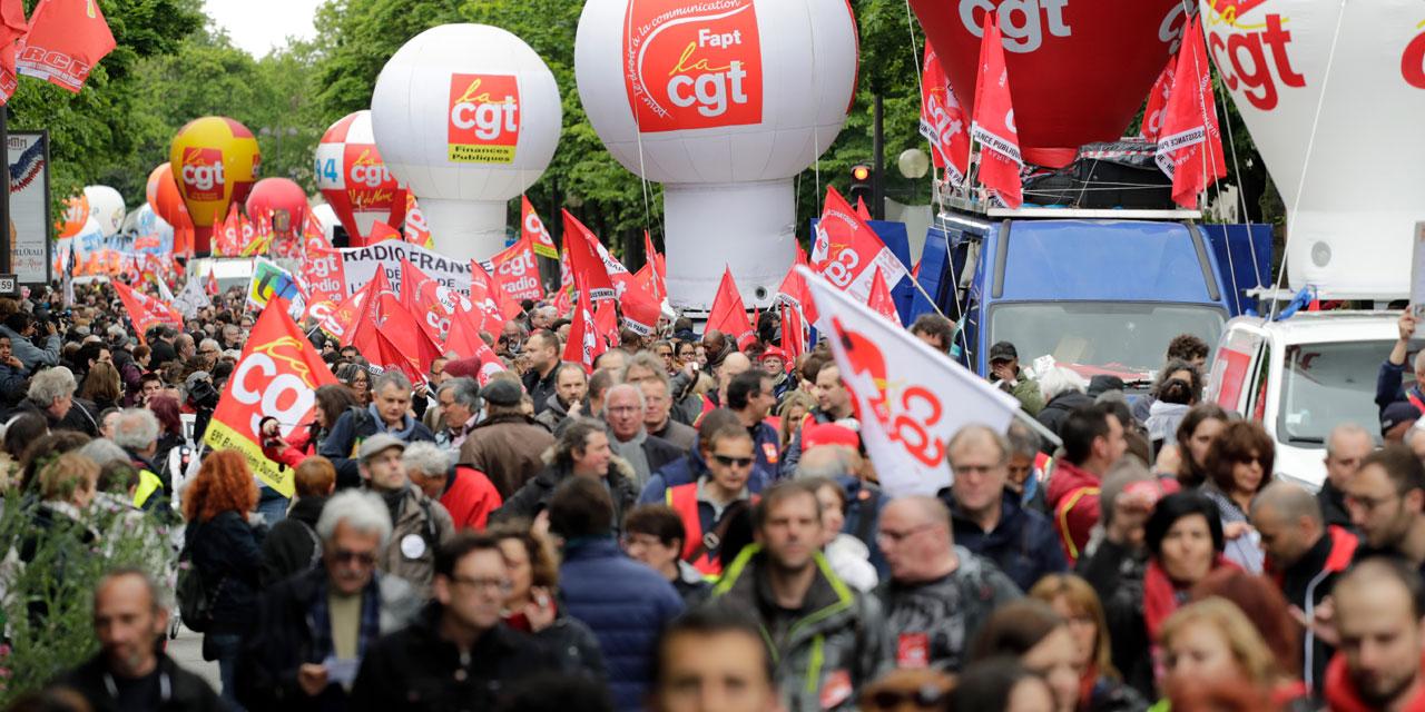 96c166db766 Grève des fonctionnaires   entre 108.900 et 250.000 manifestants en France