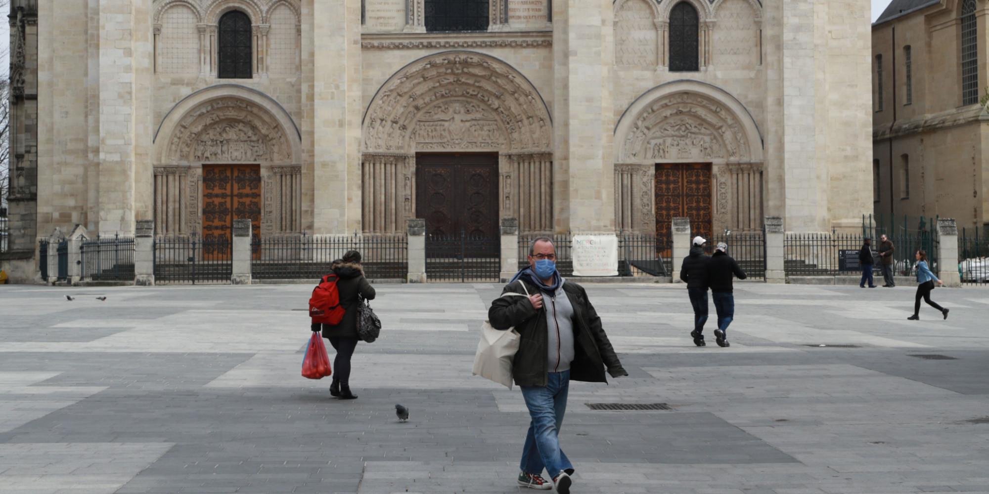 En Seine-Saint-Denis, pauvreté et densité de population favorisent la propagation du coronavirus