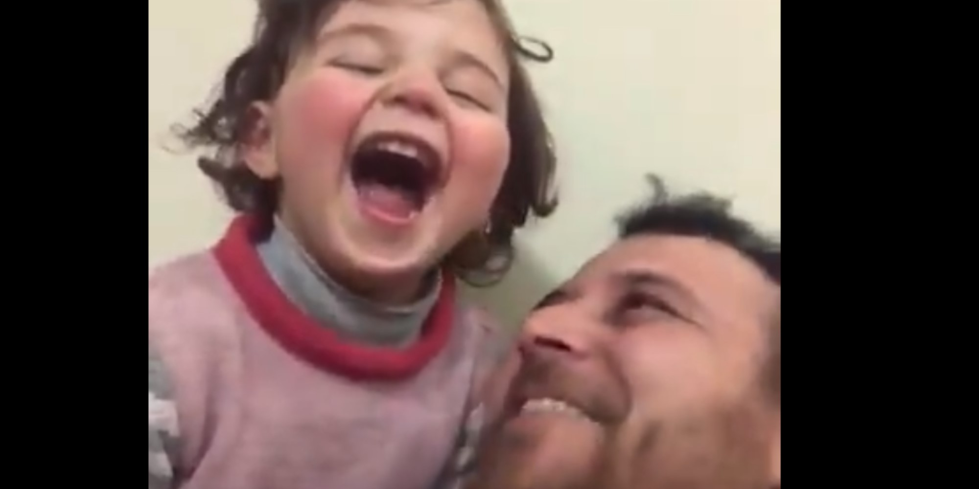 Image result for salwa video laughing syria