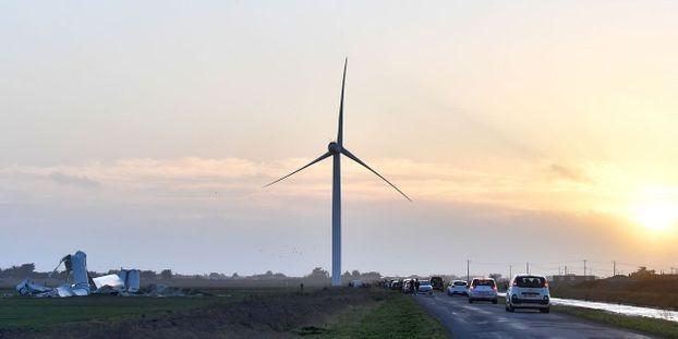 """Éoliennes : """"On ne peut plus, au nom de l'écologie, détruire le cadre de vie"""""""
