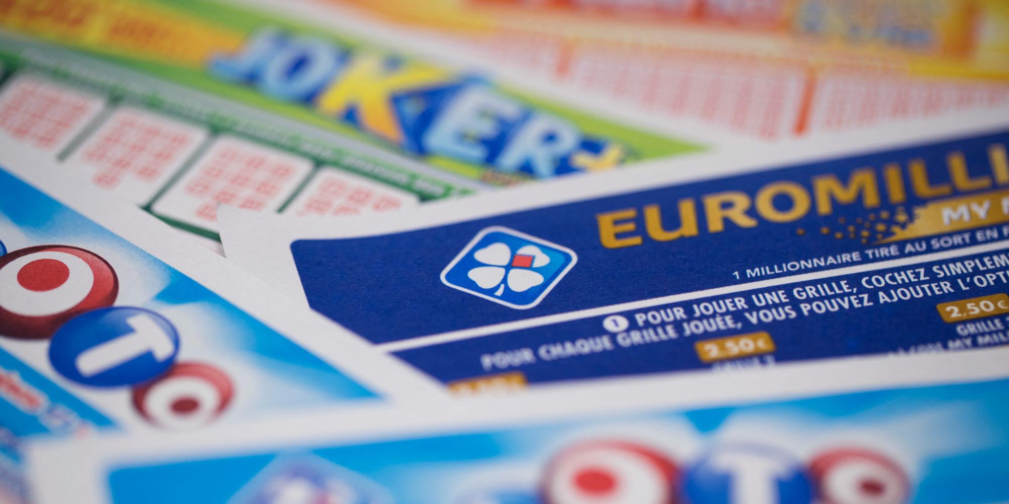 Euromillions : jackpot record de 220 millions d'euros remporté en France
