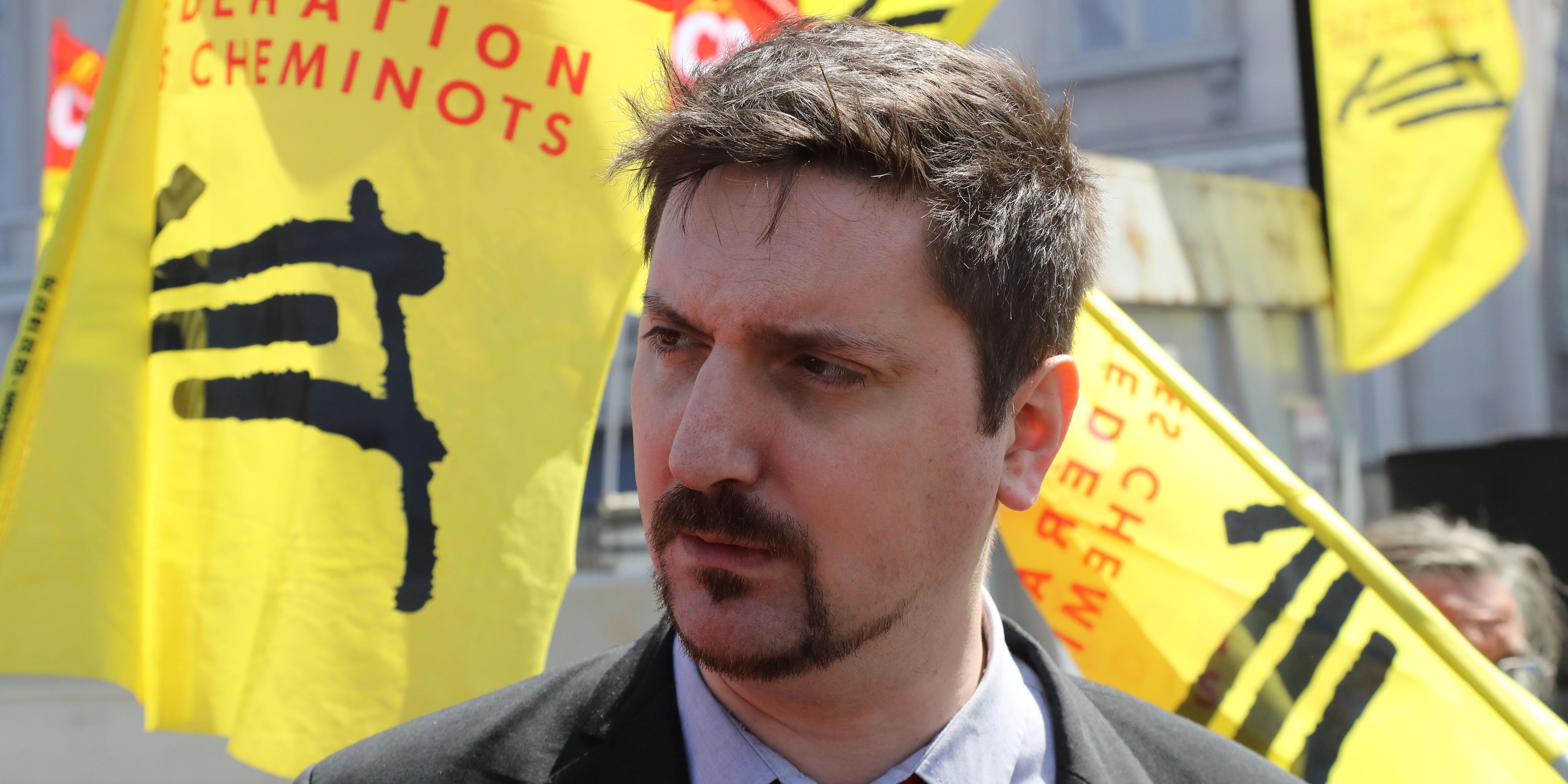 """La CGT-Cheminots prête à aller au conflit si le gouvernement ne """"l'entend  pas"""""""