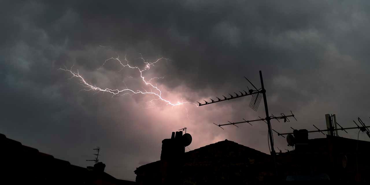 Haute-Corse placed in orange vigilance for storms - Teller
