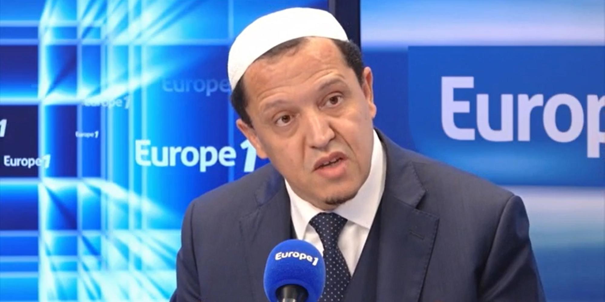 """L'imam Hassen Chalghoumi appelle """"tous les musulmans à faire une prière pour Samuel Paty"""""""