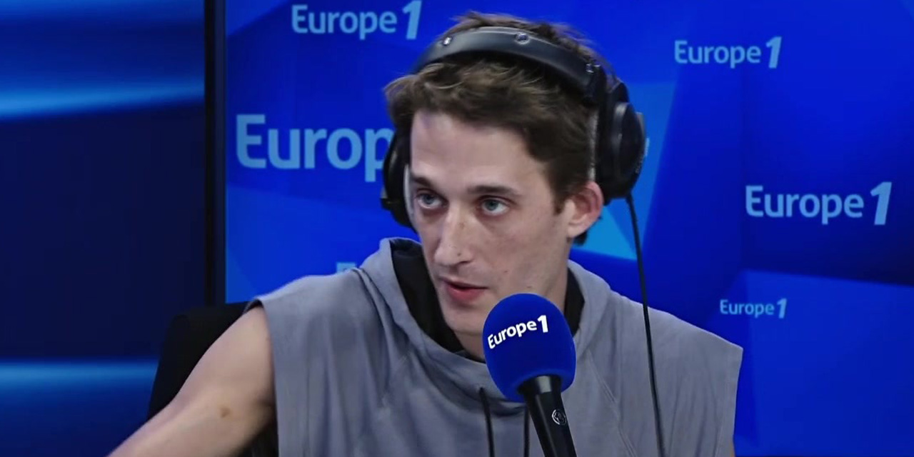 """Le journaliste Gaspard Glanz l'assure : """"Je préfère respecter mon contrôle judiciaire"""""""