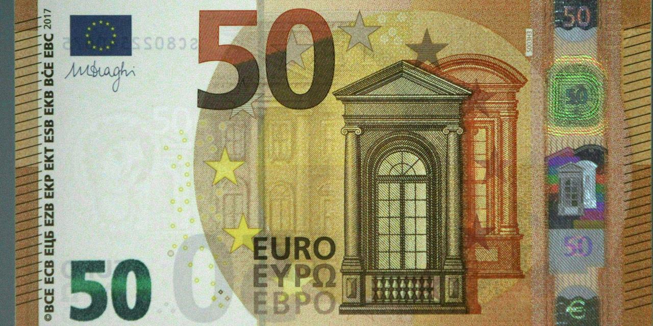 le nouveau billet de 50 euros arrive mardi. Black Bedroom Furniture Sets. Home Design Ideas