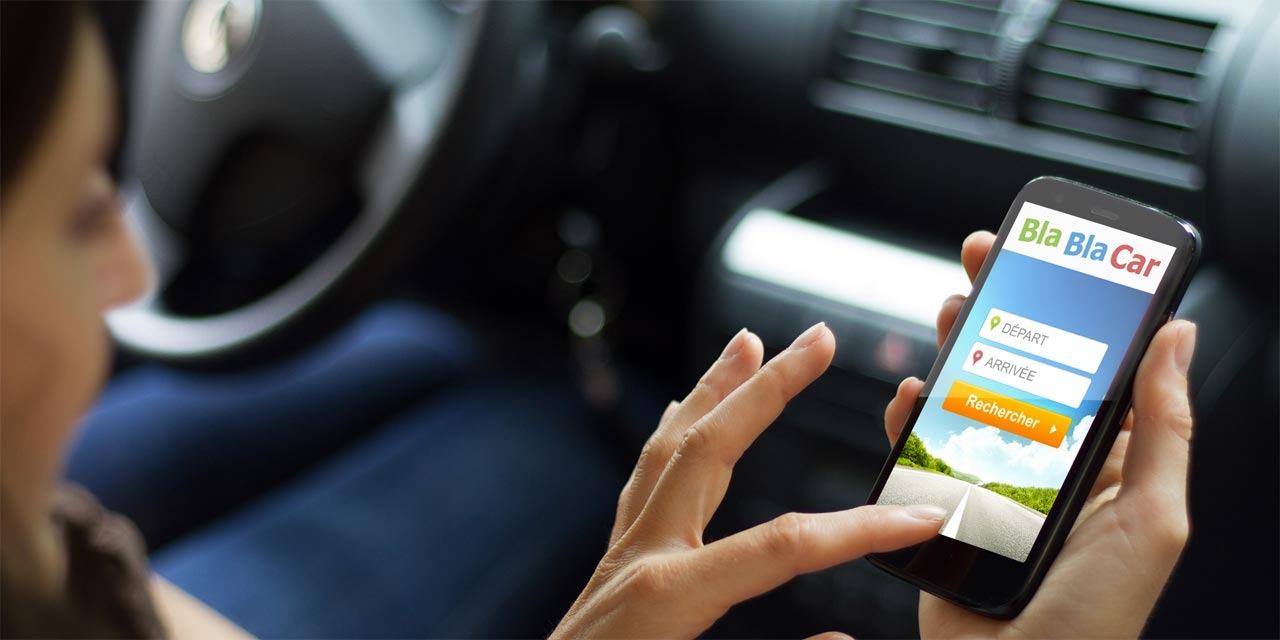 Le site web OUI.sncf intègre désormais les offres de BlaBlaCar