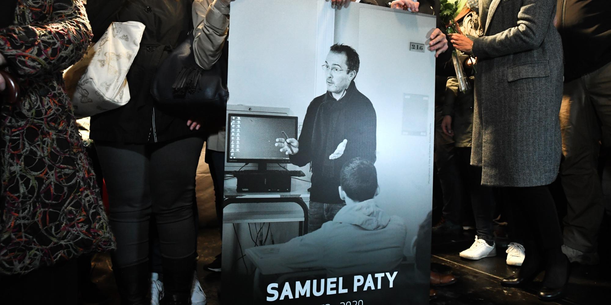 Menaces de mort dans un collège après un incident durant l'hommage à Paty