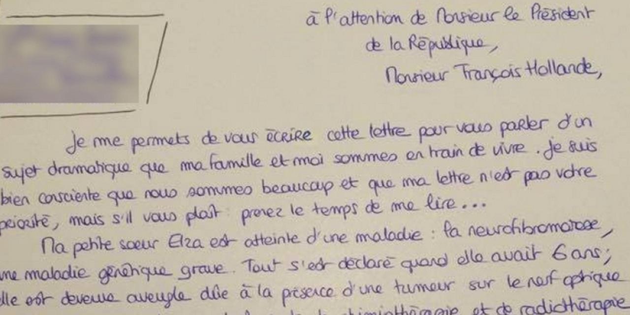 Monsieur Hollande Je Voudrais Que Ma Sœur Parte Paisiblement