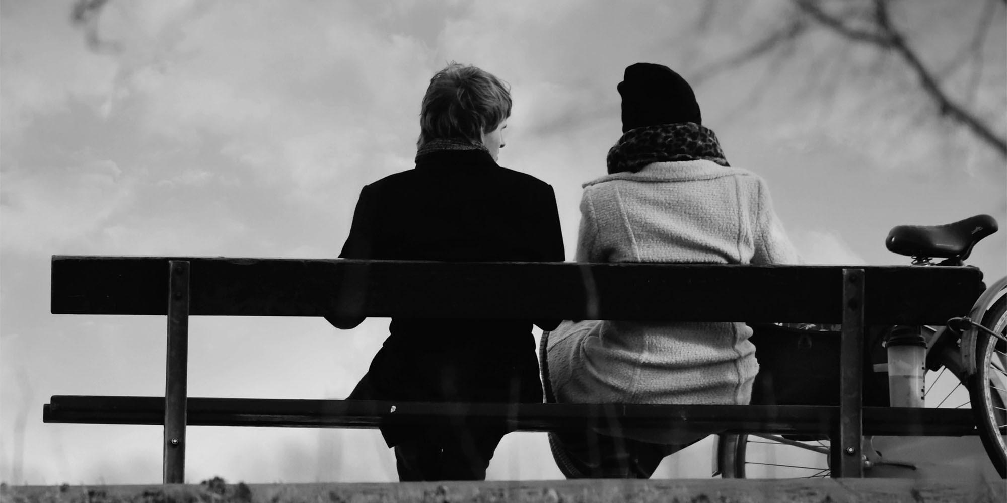 """Murielle est schizophrène et fréquente encore son ex-mari : """"Ça me fait du bien de le voir"""""""