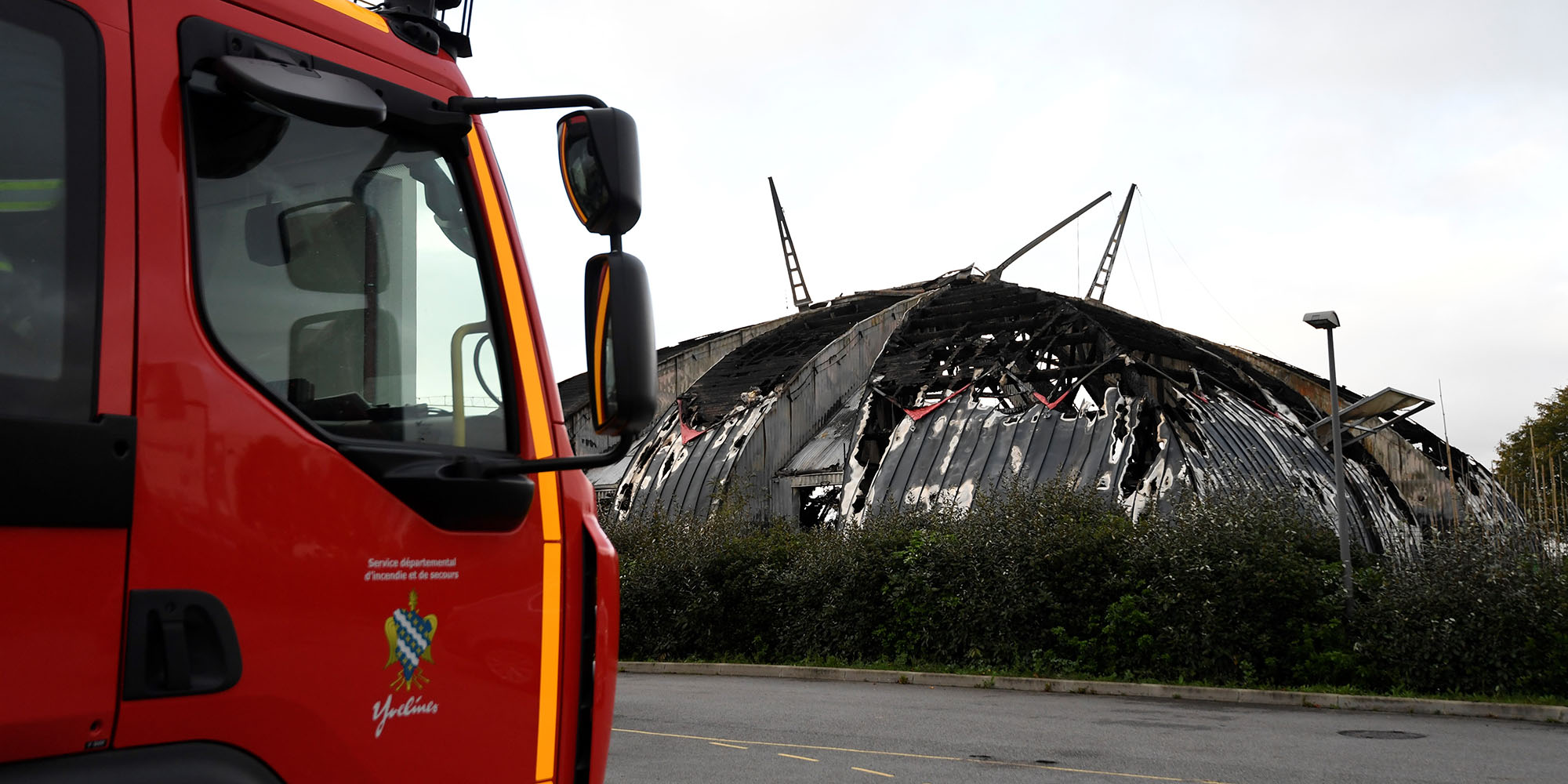 """""""On ne peut pas rester sur des cendres !"""" : trois mois après l'incendie du cirque, Chanteloup veut tourner la page"""