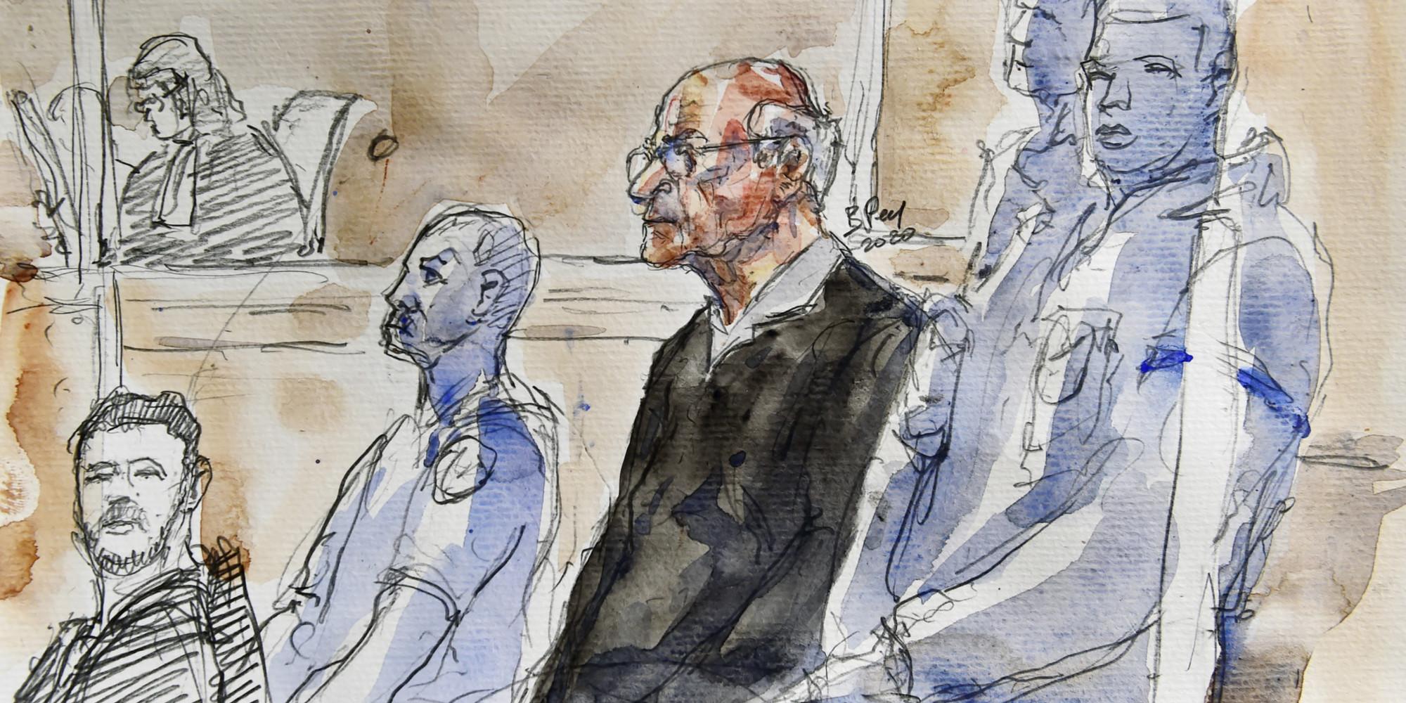 Pédocriminalité : l'ex-chirurgien Joël Le Scouarnec condamné à 15 ans de réclusion criminelle