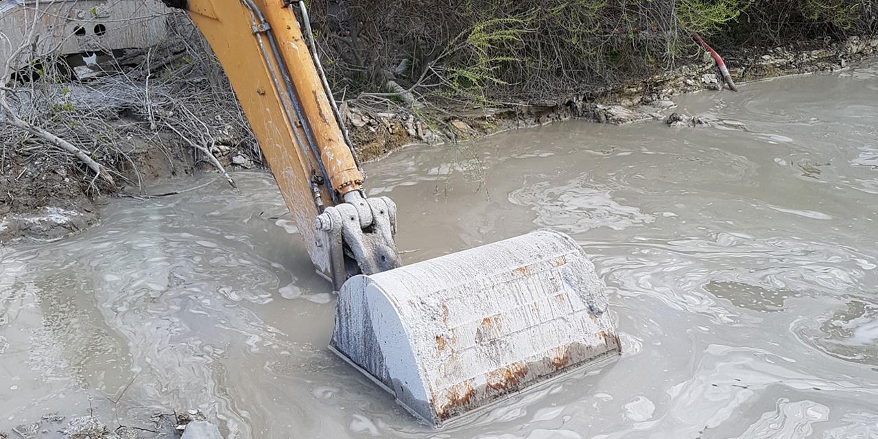 """Pollution au béton : """"Ça ne doit pas être possible de rejeter impunément des déchets dans la Seine"""""""