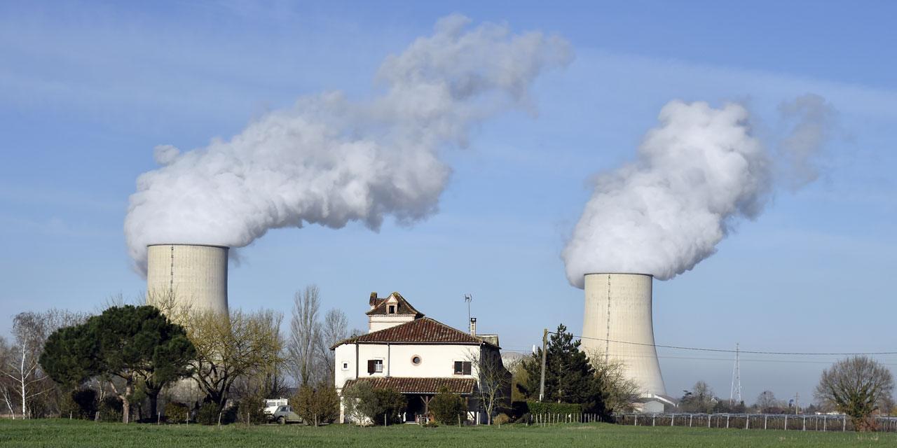 Canicule : pourquoi EDF va arrêter deux réacteurs nucléaires
