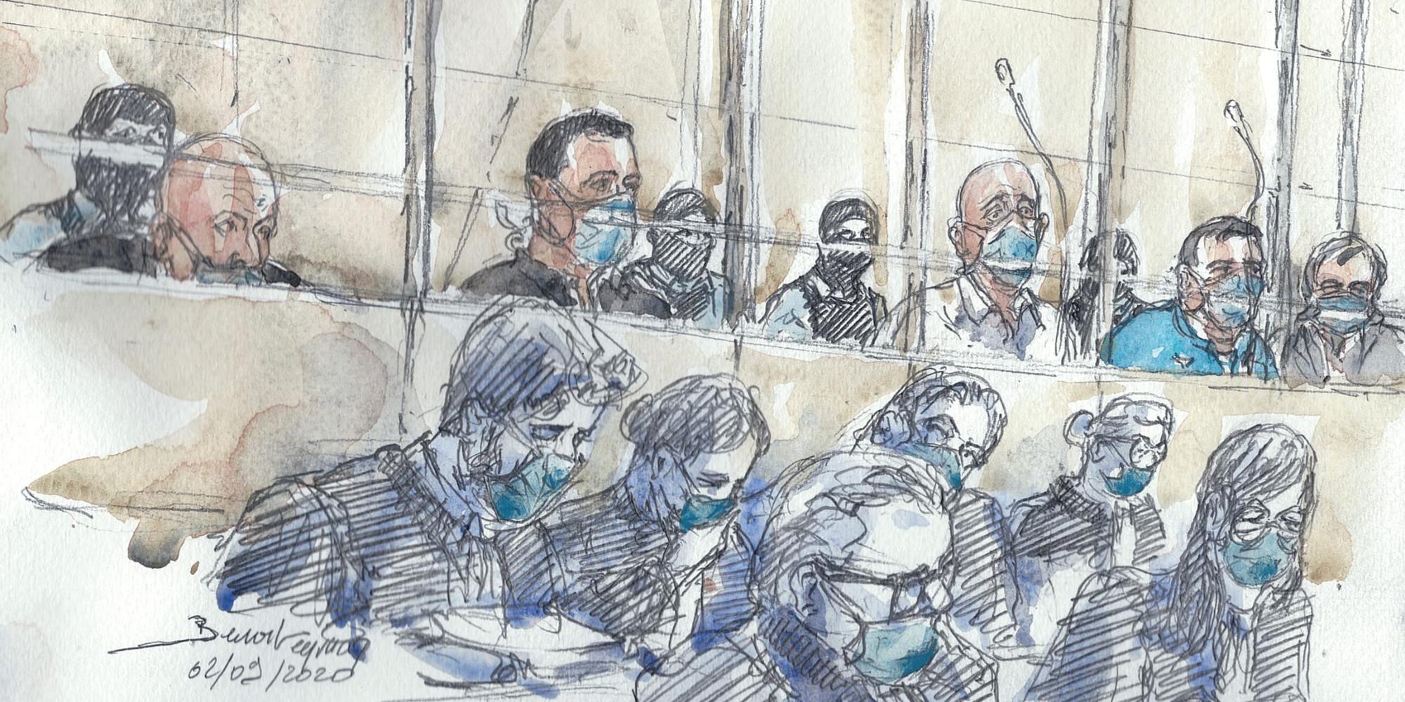 Procès des attentats de janvier 2015 : reprise de l'audience, perturbée par le Covid-19