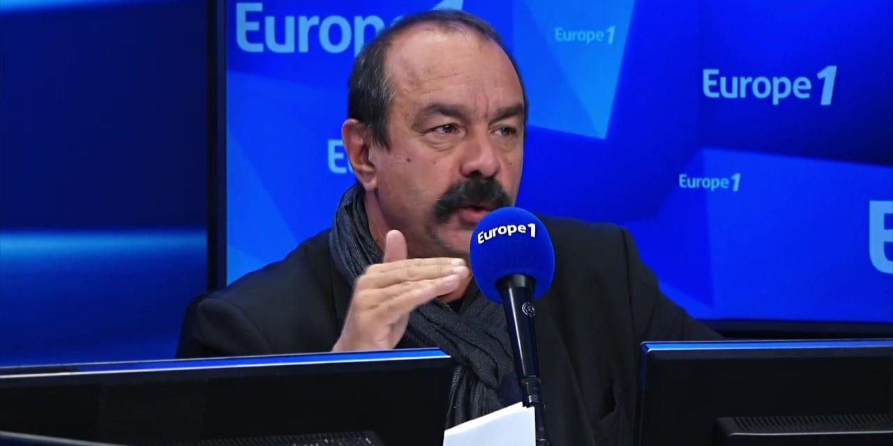 """Réforme des retraites : """"Il n'y a jamais eu de négociation"""", dénonce Philippe Martinez"""