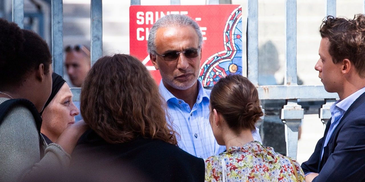 Tariq Ramadan entendu à Paris dans le cadre d'une enquête suisse pour viol