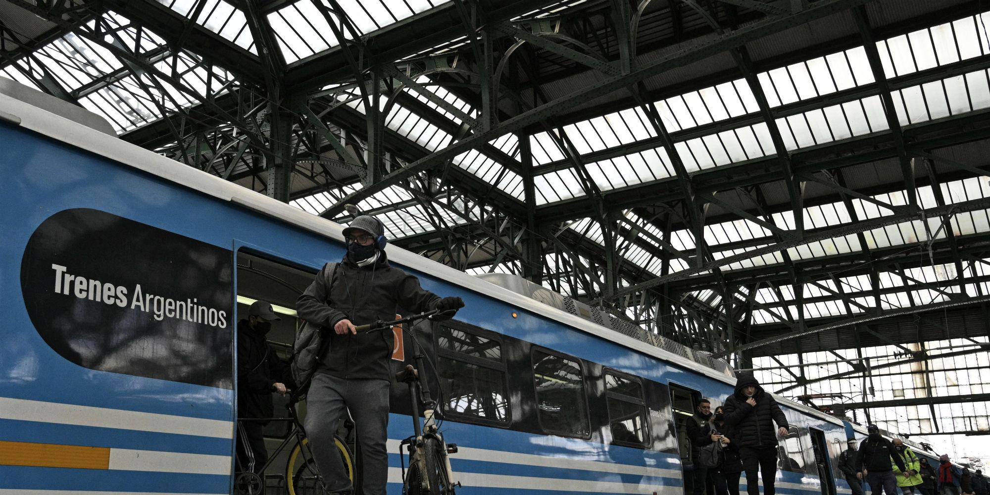 Transports : comment emporter son vélo dans le train ?