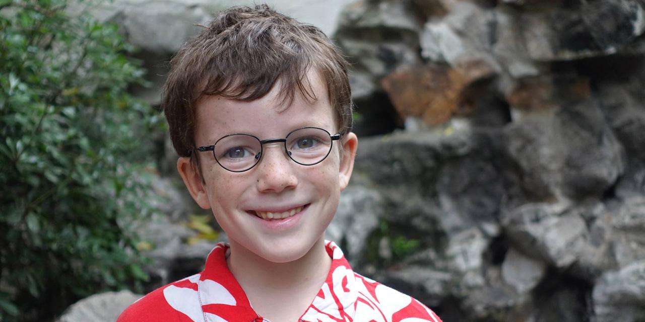 Un appel aux dons pour Anatole, 8 ans, atteint d'une tumeur ...