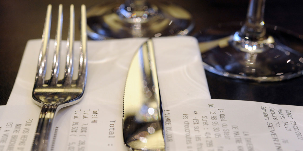 Un redressement de l'Urssaf à 14.000 euros pour un chef étoilé... qui mangeait dans son restaurant