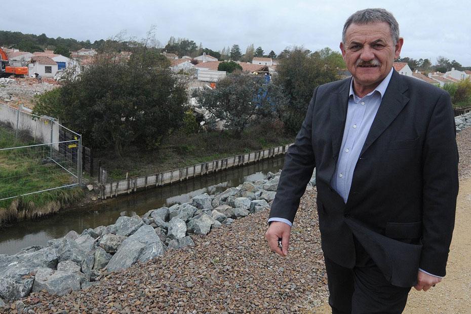 Xynthia : le maire de La Faute-sur-Mer mis en examen